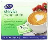 N'Joy Zero Calorie Sweetener, Green Stevia, 100 Count