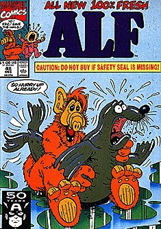 Price comparison product image Alf (1988 series) #48
