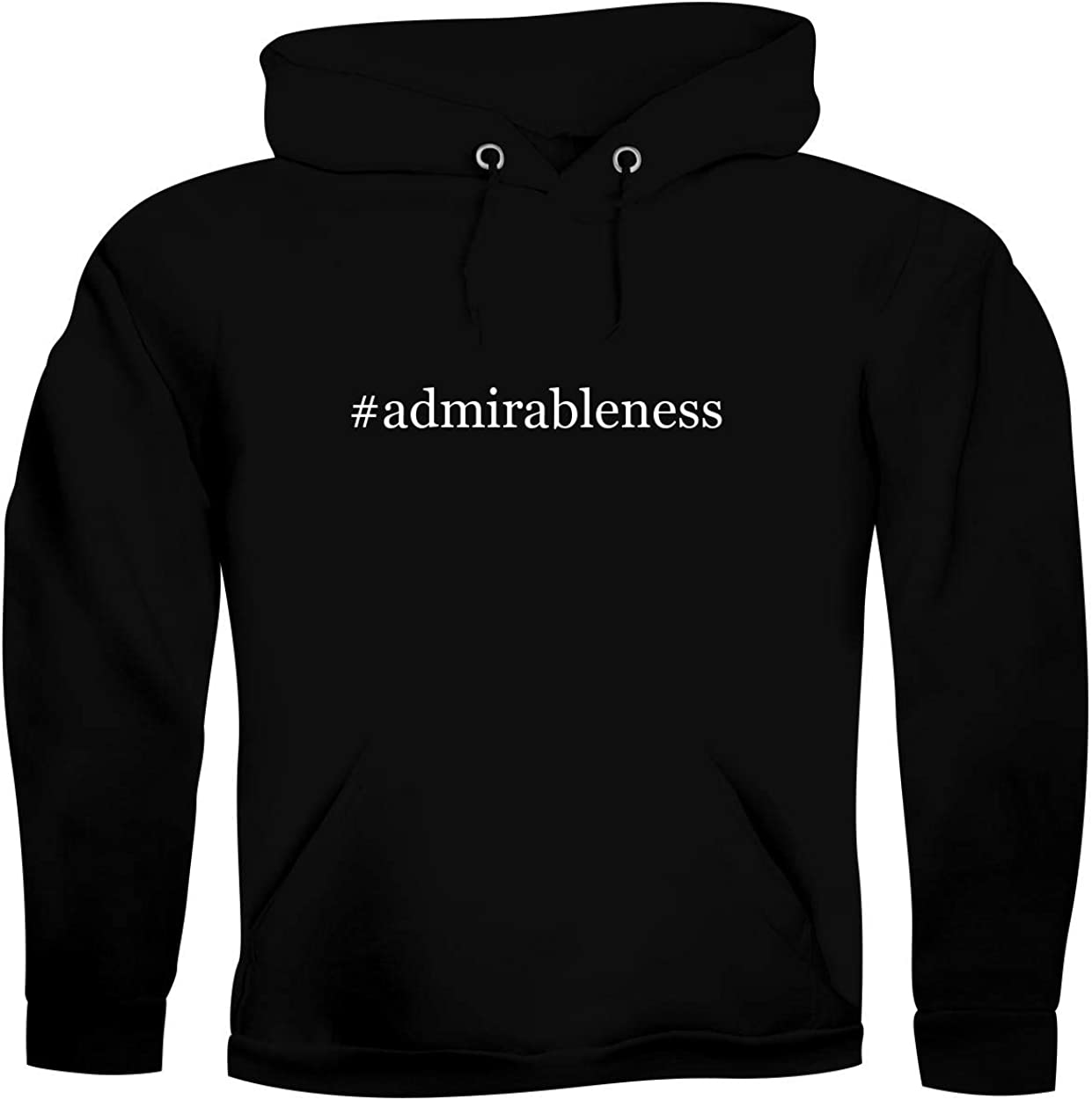 #admirableness - Men's Hashtag Ultra Soft Hoodie Sweatshirt