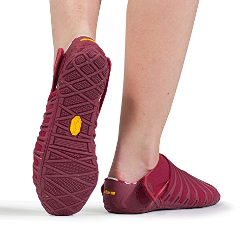FiveFingers avec Chaussures pour – Vibram Furoshiki femme sac pour pratique nus Original kit en Rouge pieds femme de betterave transport nbsp;2 dwz6xzSq