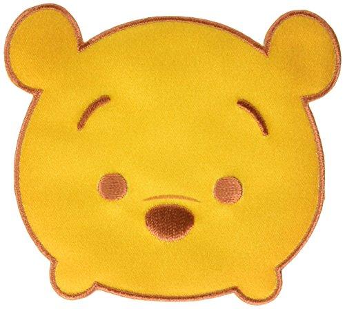 Wrights Winnie The Pooh Disney Tsum Iron-On Applique