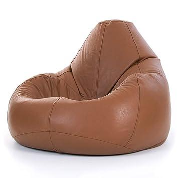 PCuirPeau60x60x90 Designer PoufLeather De Bean Relax Bag Bazaar® Icon Cm Gaming Fauteuil TFKc1Jl
