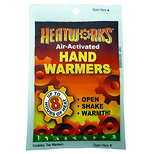 Heatworks Hw1 Air Activate Hand Warmers  Case Of 240 Packs