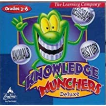 Knowledge Munchers Deluxe (Jewel Case)