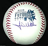 SHELBY MILLER SIGNED 2011 FUTURES GAME OMLB BASEBALL ARIZONA DIAMONDBACKS J56