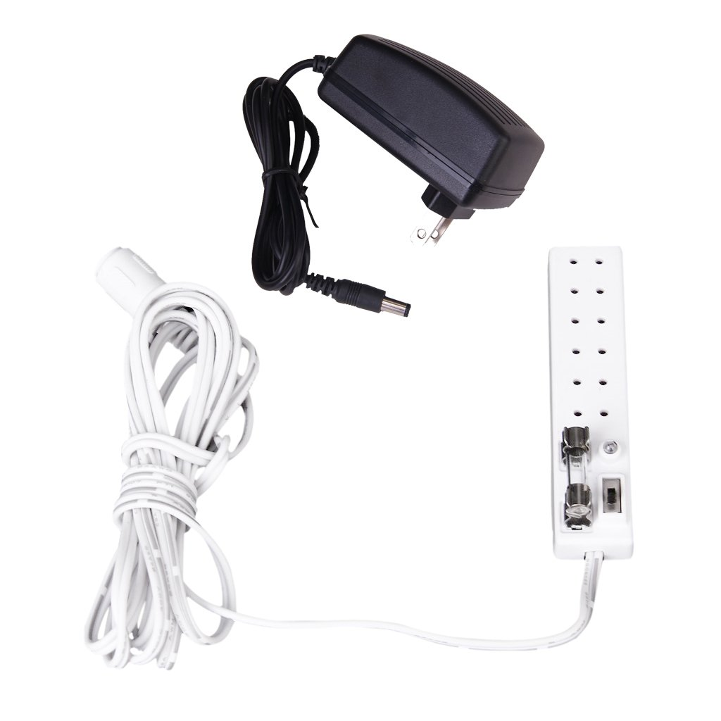 Dollhouse 112 Scale 6 Receptacles Power Strip Transform Wiring Supplies 12v La004b Us Plug By Generic Electronics