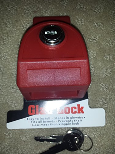 Glad Hand Lock with 2 Keys