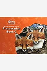 SRA Reading Mastery Signature Edition Presentation Book C (Grade 1) Spiral-bound