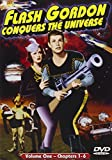 Science Fiction Serials (Flash Gordon Conquers the Universe / The Phantom Creeps / Radar Men from the Moon) (6-DVD)