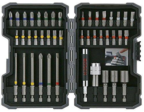 190 opinioni per Bosch 2607017164 X-Pro Set Inserti Avvitamento, 43 Pezzi