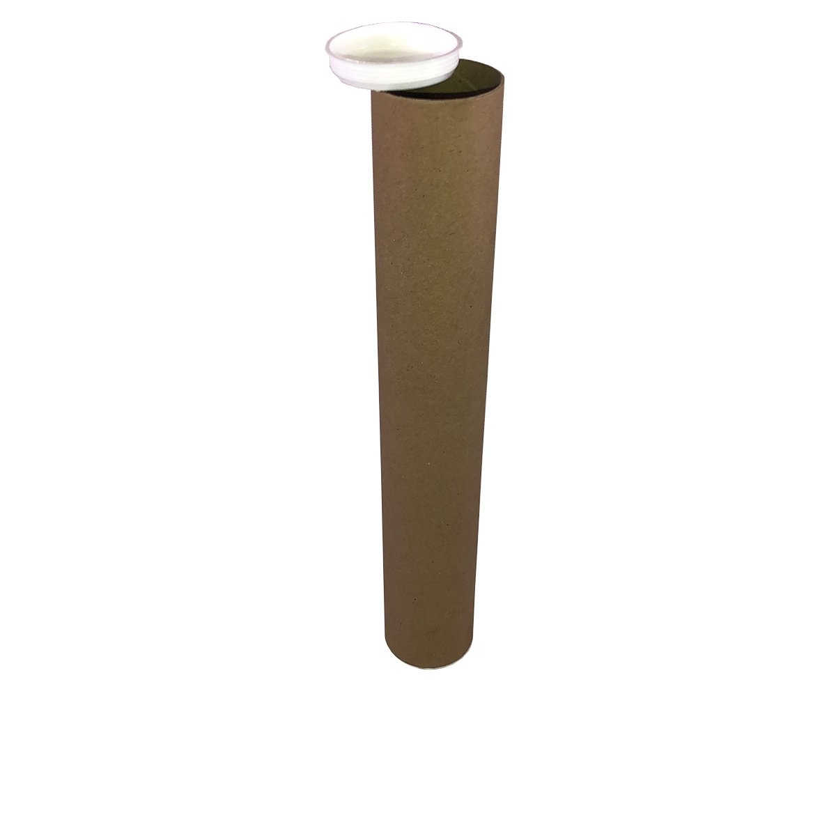 450mm A0 // Length 330mm 5 x Cardboard Postal Tubes 50mm Diameter 1.5mm Thickness White End Caps Both Ends Sizes Available A3 A1 850mm A2 A3 // Length 330mm 630mm