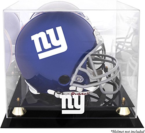 Mounted Memories New York Giants Helmet Display Case