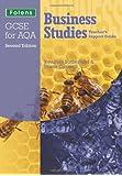 GCSE Business Studies for AQA: Teacher's Support Guide (Book & CD-ROM)