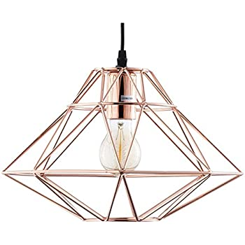 light society wellington geometric pendant light rose gold modern industrial lighting fixture ls industrial lighting fixture64 fixture