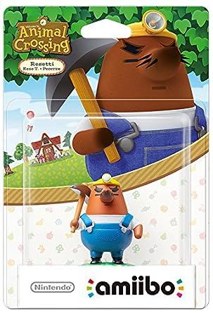 Nintendo - Figura amiibo Animal Crossing Rese T.: not ...