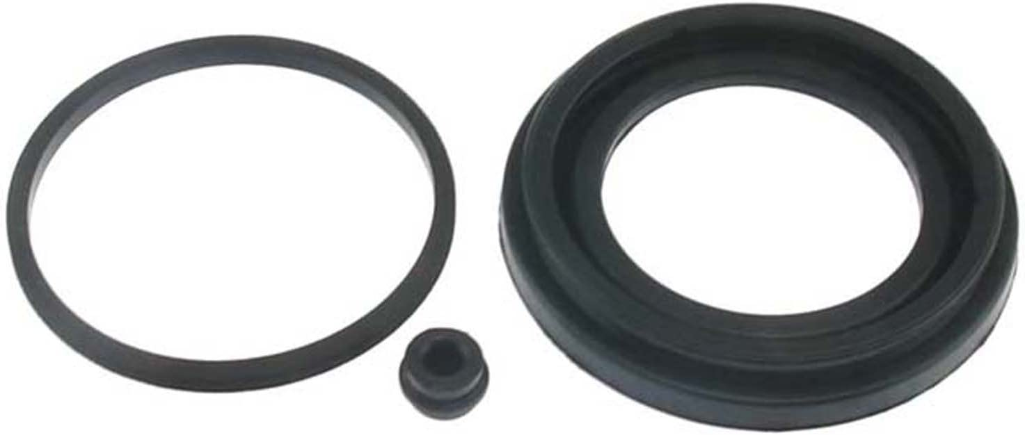 Seal and Cap ACDelco 18H76 Professional Front Disc Brake Caliper Boot and Seal Kit with Boot