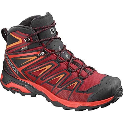 Tomate Mid 3 Ultra Rouge Gtx Chaussures Homme Salomon rouge X Randonnée U4qantv