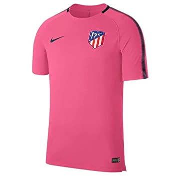2017-2018 Atletico Madrid Nike Training Shirt (Laser Pink) - Kids