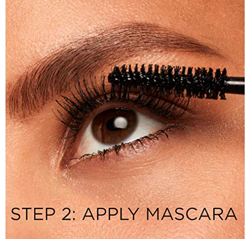 8064f41a6b6 L'Oréal Paris Makeup Double Extend Beauty Tubes Lengthening 2 Step Mascara,  Black,