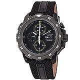Victorinox Swiss Army Men's 241527 Alpnach Black Chronograph Dial Watch