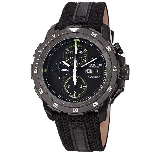 Victorinox-Swiss-Army-Mens-241527-Alpnach-Black-Chronograph-Dial-Watch