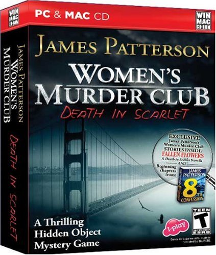 Women's Murder Club - Death in Scarlet - PC