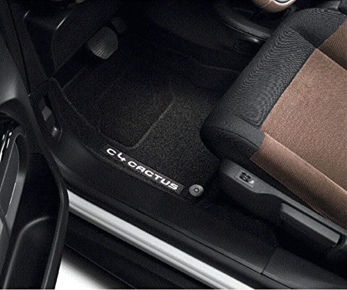 Citroen Tapijt-vloermatten, set, originele onderdelen, compatibiliteit met voertuigen met linkse voertuigen niet…
