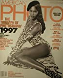 American Photo Magazine January February 1997 Naomi Campbell (Single Back Issue)