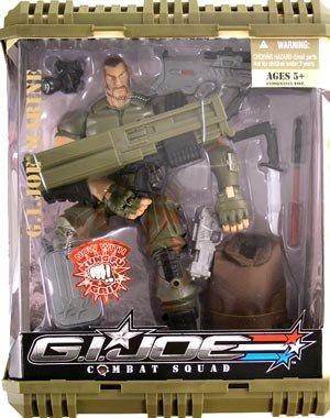 G.I. Joe Marine (leather neck) Sigma Six / Combat Squad