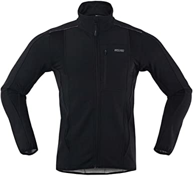 Heavy Jacket For Rain Cycling Windproof Thermal Bike mtb clothing