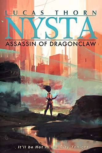 Nysta: Assassin of Dragonclaw (The Shadow Realm Book 8)