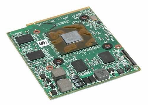 Alienware M17 ATI Mobility Radeon HD 3870 MXM III VGA 512MB ALWH-40GAB0439-C40S