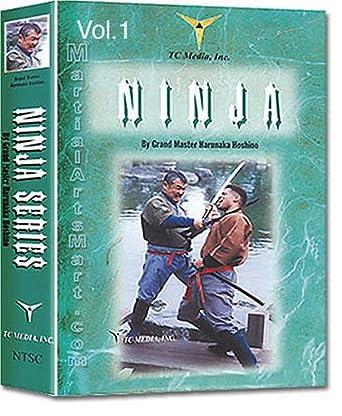 Amazon.com: Ninja Style Kenjutsu Vol. 1: Grand Master ...