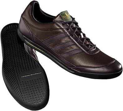25ac762f4a164 ... sweden adidas porsche design cl3 g01810 unisex adult sports shoe brown  7.5 uk amazon. 2ca59