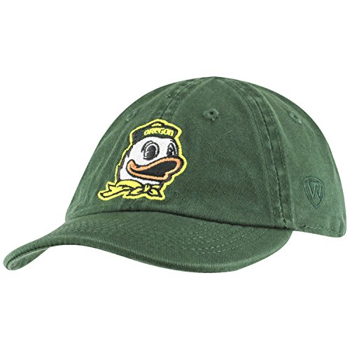 Top of the World Oregon Ducks Infant Hat Icon, Green, -