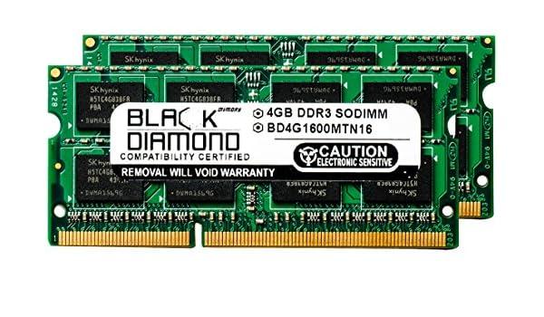 8GB KIT 2 x 4GB HP Compaq 2000-2a09CA 2000-2a20CA 2000-2a20NR Ram Memory