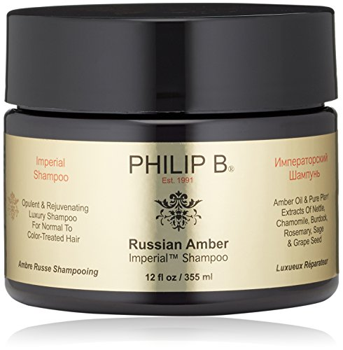 PHILIP B Russian Amber Imperial Shampoo, 12 fl. oz. by PHILIP B