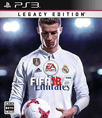 FIFA18 Legacy Editionの商品画像