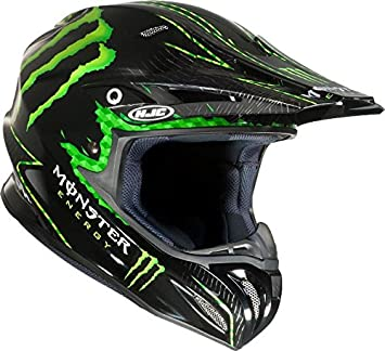 HJC - 14240510/162 : HJC - 14240510/162 : Casco enduro offroad motocross