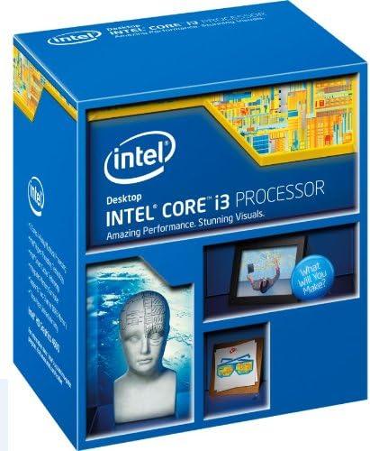 Intel 1150 i3-4130 Ci3 Tray CPU 3 MB Cache, 3.4 GHz