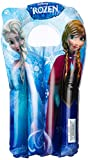 Disney Frozen Inflatable Raft Swim Mattress 26x15-inches Inflated
