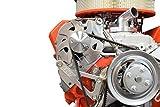 SBC Billet Alternator Bracket Adjustable LWP Small Block Chevy Kit 551411