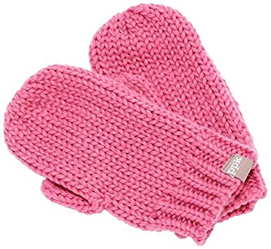 Peppercorn Kids Little Girls' Solid Mittens (Toddler)
