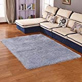 WAN SAN QIAN- Faux Rug Soft Fluffy Rug Shaggy Rugs For Bedrooms Living Room Kids Rooms Decor Rectangle Rug Rug ( Color : B , Size : 140x200cm )