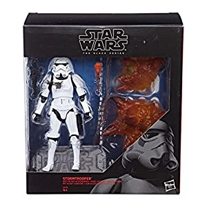 Black Series Stormtrooper (with Blast Accessories)