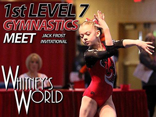 1st Level 7 Gymnastics Meet - Jack Frost Invitational