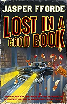 Image result for lost in a good book by jasper fforde