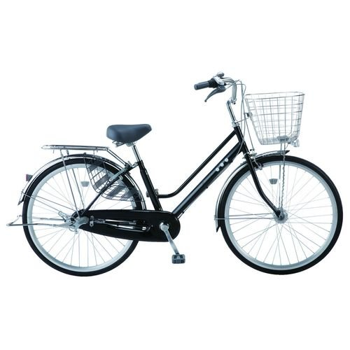 パンクしない自転車 軽快車 26型 内装3段変速 LT10 26インチ B07B876QVJ