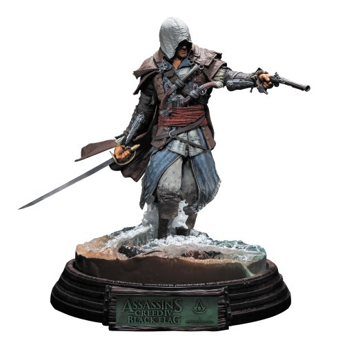 McFarlane Toys Assassin's Creed IV Edward Kenway Resin Statue (Limited Edition) -