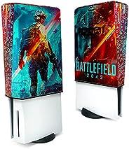 Capa Anti Poeira PS5 Vertical - Battlefield 2042